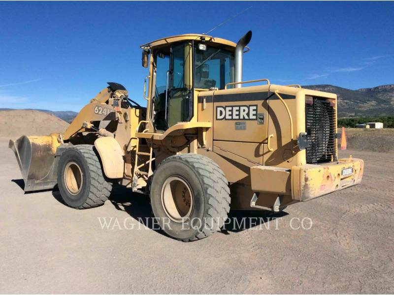 DEERE & CO. WHEEL LOADERS/INTEGRATED TOOLCARRIERS 624H equipment  photo 2