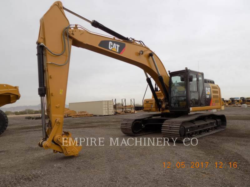 CATERPILLAR RUPSGRAAFMACHINES 330FL equipment  photo 4
