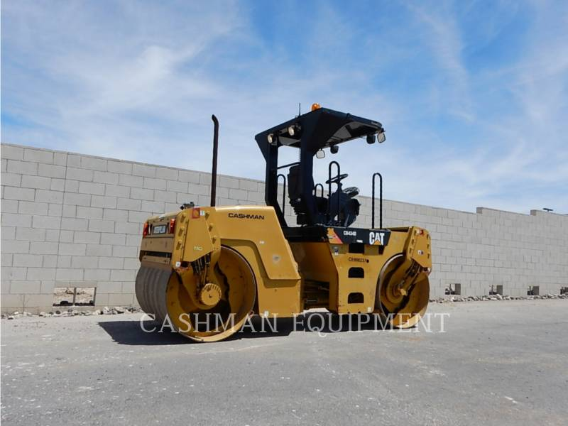 CATERPILLAR COMPACTADORES CB-434D equipment  photo 3