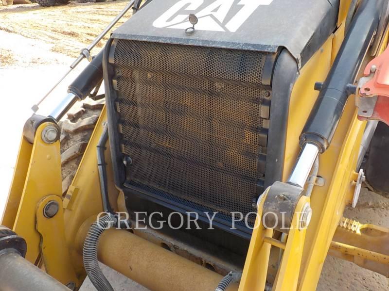 CATERPILLAR BACKHOE LOADERS 420FIT equipment  photo 15