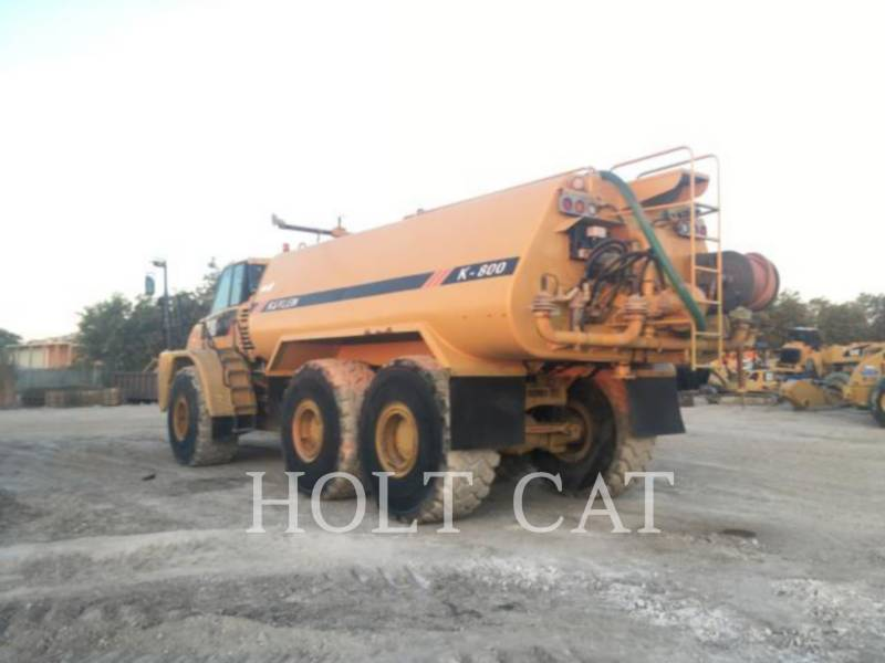 CATERPILLAR ARTICULATED TRUCKS 740EJ equipment  photo 4