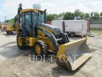 DEERE & CO. BACKHOE LOADERS 410K equipment  photo 2