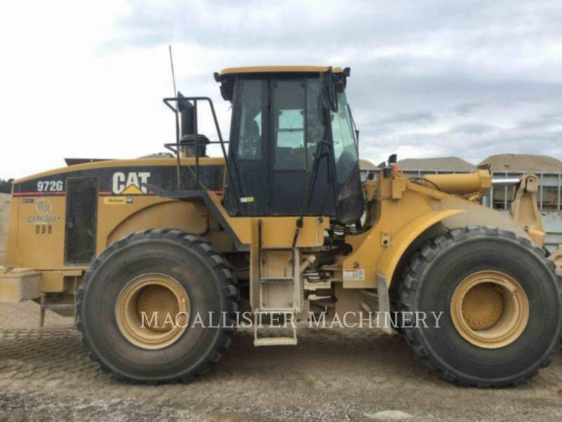 CATERPILLAR CARGADORES DE RUEDAS 972GII equipment  photo 5