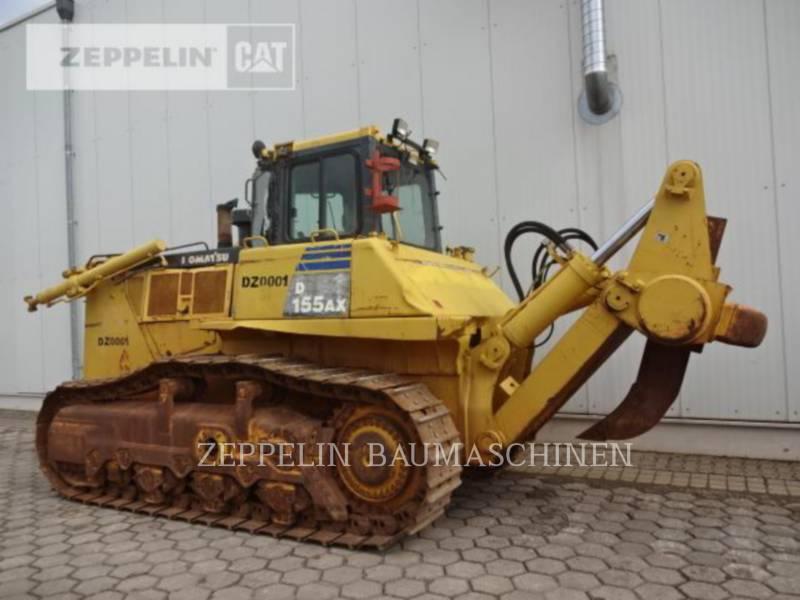 KOMATSU LTD. TRACTORES DE CADENAS D155AX-6 equipment  photo 2