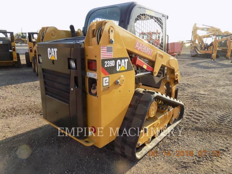 CATERPILLAR CARGADORES MULTITERRENO 239D equipment  photo 2