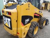 CATERPILLAR CHARGEURS COMPACTS RIGIDES 246C XPS equipment  photo 3