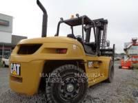 CATERPILLAR LIFT TRUCKS PODNOŚNIKI WIDŁOWE P33000D equipment  photo 6