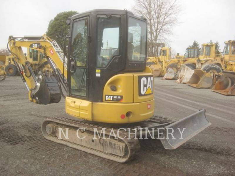 Caterpillar EXCAVATOARE PE ŞENILE 303.5E2CRB equipment  photo 4