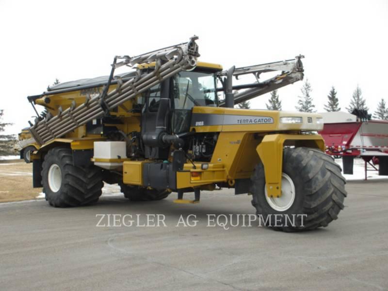 AG-CHEM Flotadores 8103 equipment  photo 4