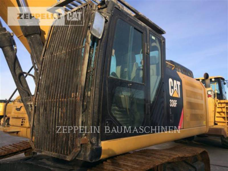 CATERPILLAR KETTEN-HYDRAULIKBAGGER 336FLN equipment  photo 6