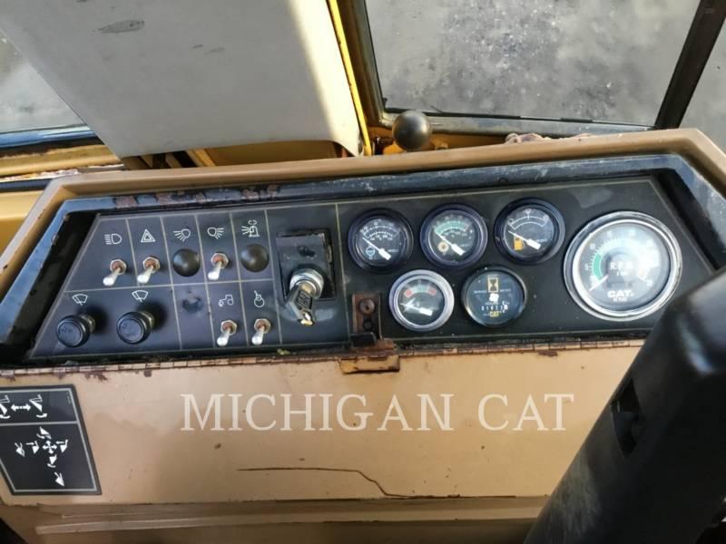 CATERPILLAR RETROEXCAVADORAS CARGADORAS 416 C equipment  photo 8