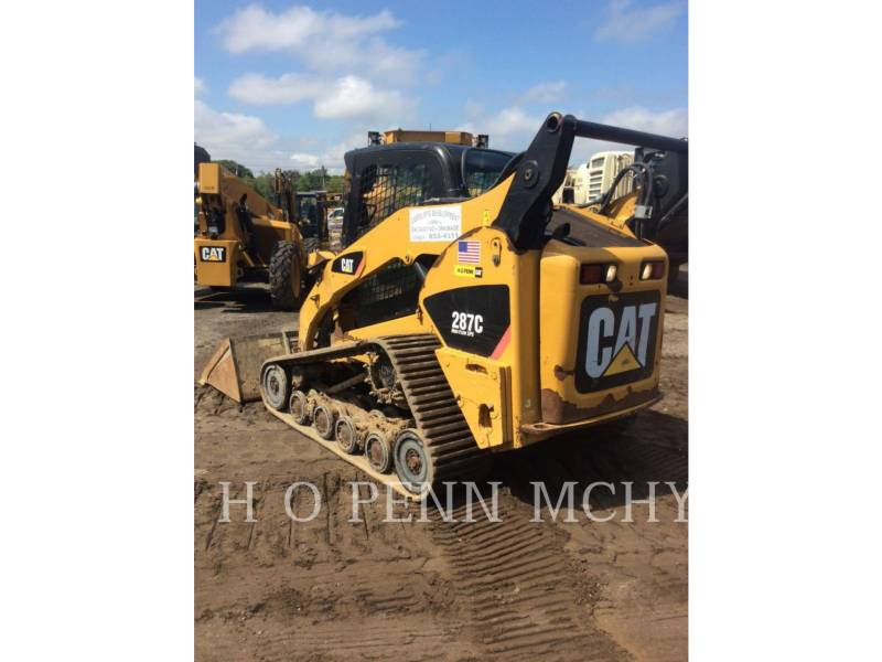 CATERPILLAR CHARGEURS TOUT TERRAIN 287C equipment  photo 7
