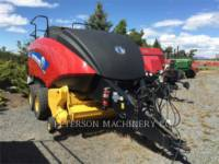 Equipment photo NEW HOLLAND LTD. BB340 MACCHINE AGRICOLE DA FIENO 1