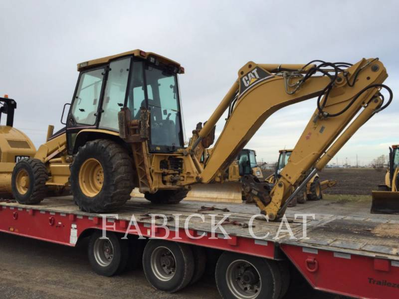 CATERPILLAR BAGGERLADER 420D equipment  photo 3