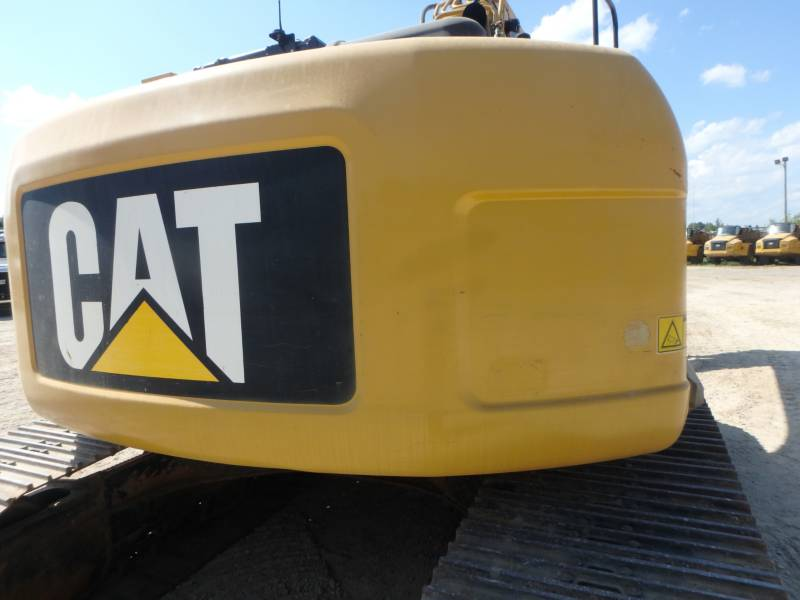 CATERPILLAR TRACK EXCAVATORS 320DLRR equipment  photo 19
