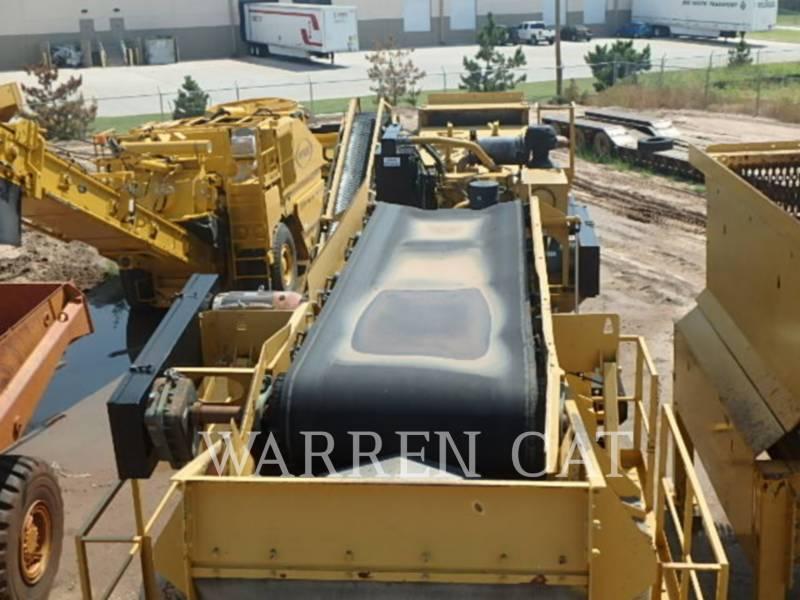CATERPILLAR  FRANTOIO RDS-20 equipment  photo 10