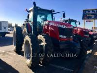 Equipment photo MASSEY FERGUSON 8690 TRATTORI AGRICOLI 1