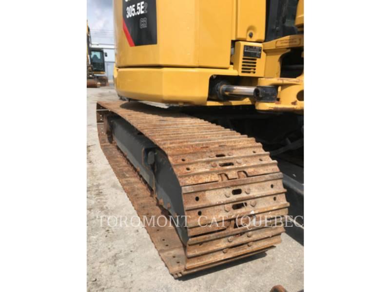 CATERPILLAR PELLES SUR CHAINES 305.5E2CR equipment  photo 11