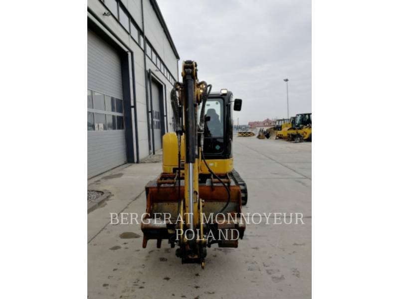 CATERPILLAR KETTEN-HYDRAULIKBAGGER 305ECR equipment  photo 8