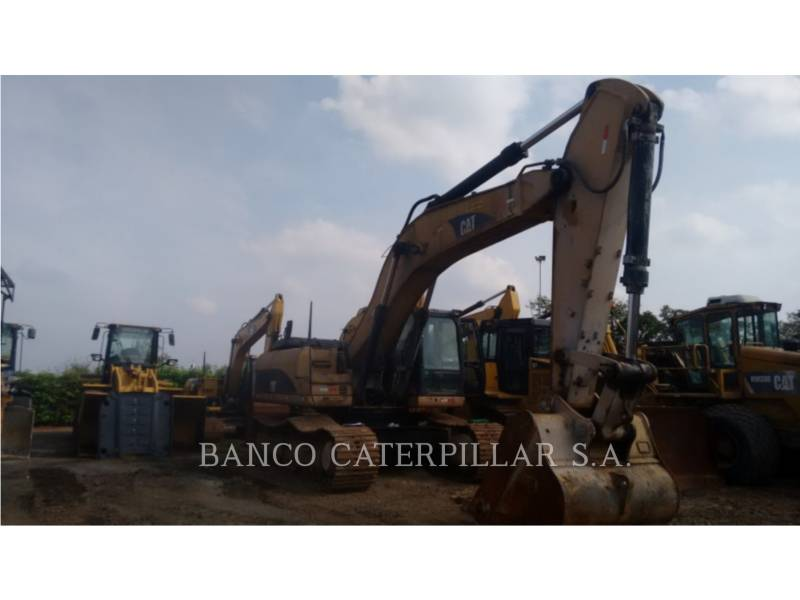CATERPILLAR ESCAVADEIRAS 330DL equipment  photo 3