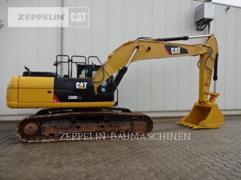 CATERPILLAR TRACK EXCAVATORS 330DL equipment  photo 6