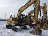 CATERPILLAR TRACK EXCAVATORS 313F GC TH equipment  photo 2