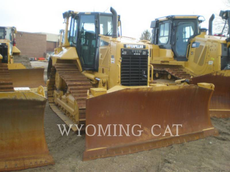 CATERPILLAR TRACTORES DE CADENAS D6N XL PAT equipment  photo 6