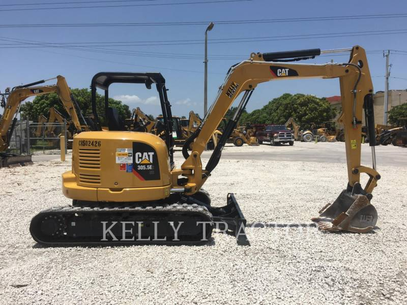 CATERPILLAR PELLES SUR CHAINES 305.5E2CR equipment  photo 8