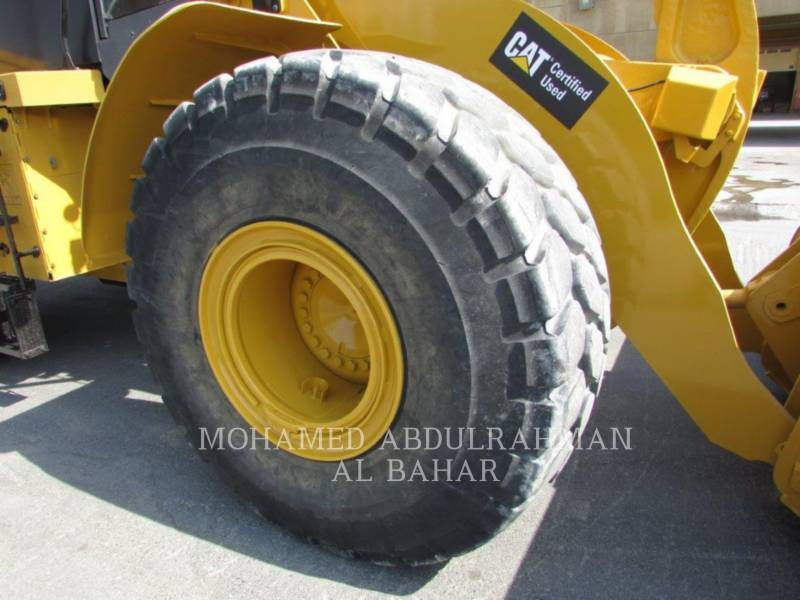 CATERPILLAR CARGADORES DE RUEDAS 966 H equipment  photo 10