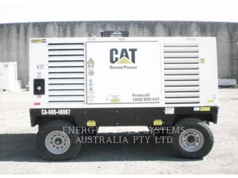 SULLAIR AIR COMPRESSOR 600HA DWQ-CAT equipment  photo 1
