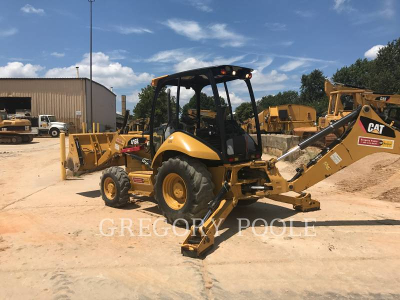 CATERPILLAR BACKHOE LOADERS 416E/4MT equipment  photo 9