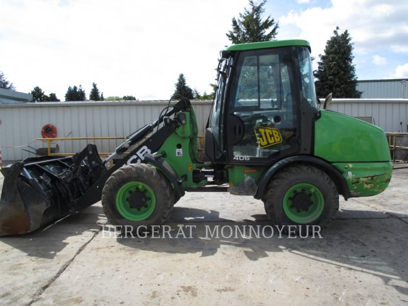 JCB WHEEL LOADERS/INTEGRATED TOOLCARRIERS 406 equipment  photo 4