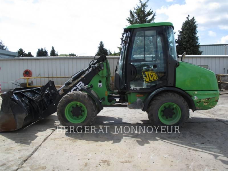 JCB CARGADORES DE RUEDAS 406 equipment  photo 4