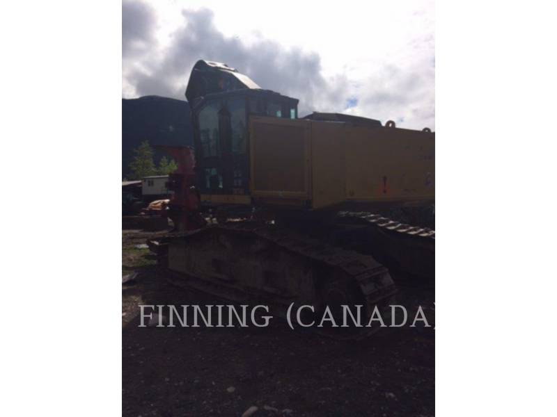 CATERPILLAR FORESTRY - FELLER BUNCHERS - TRACK TK741 equipment  photo 3