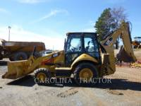 CATERPILLAR RETROESCAVADEIRAS 420F CB equipment  photo 1