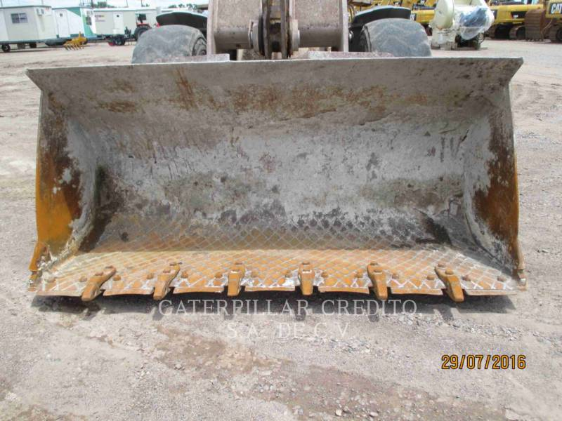 CATERPILLAR WHEEL LOADERS/INTEGRATED TOOLCARRIERS 928HZ equipment  photo 11