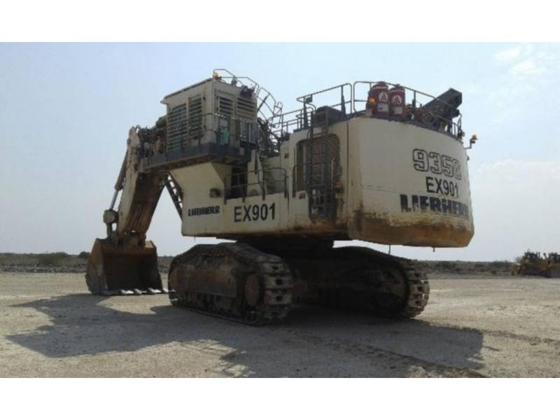 LIEBHERR EXCAVADORAS DE CADENAS R 9350 LITRONIC equipment  photo 4
