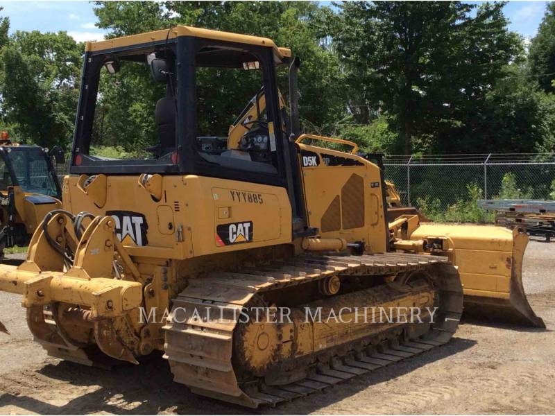 CATERPILLAR TRACK TYPE TRACTORS D5KLGP equipment  photo 14