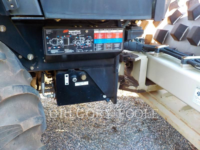INGERSOLL-RAND COMPACTEUR VIBRANT, MONOCYLINDRE LISSE SD116 equipment  photo 21