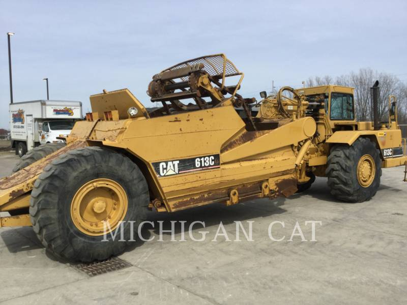CATERPILLAR WHEEL TRACTOR SCRAPERS 613CII equipment  photo 3