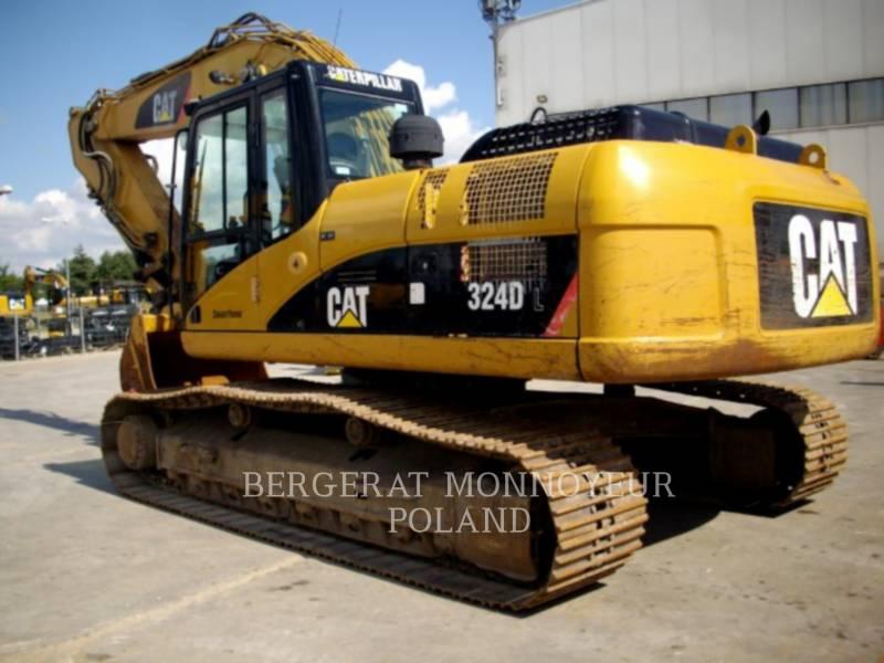 CATERPILLAR TRACK EXCAVATORS 324DL equipment  photo 3