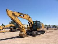 Caterpillar EXCAVATOARE PE ŞENILE 329FL equipment  photo 1