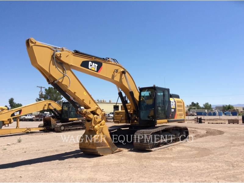 CATERPILLAR PELLES SUR CHAINES 329FL equipment  photo 1