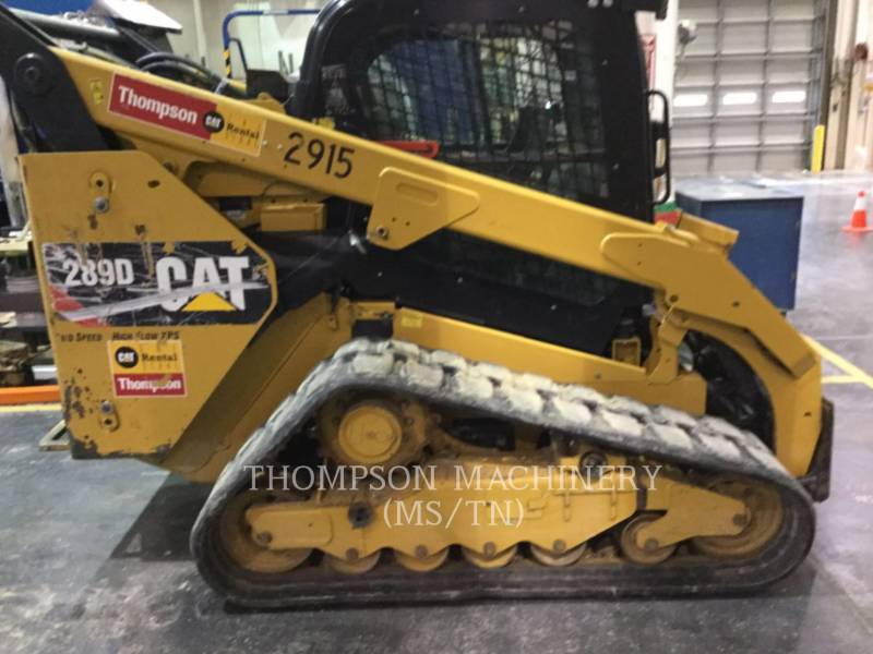 CATERPILLAR CHARGEURS COMPACTS RIGIDES 289DHFDK equipment  photo 1
