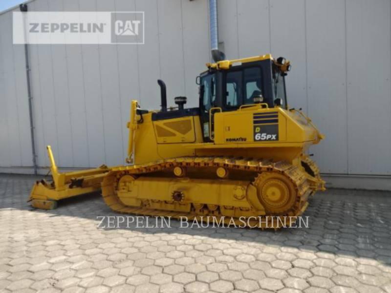 KOMATSU LTD. ブルドーザ D65PX equipment  photo 2