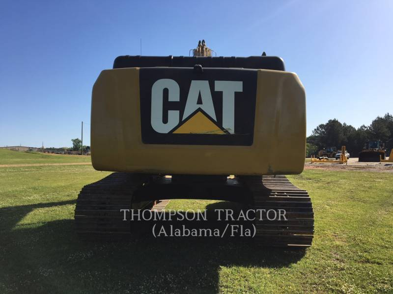 CATERPILLAR TRACK EXCAVATORS 329FL equipment  photo 4