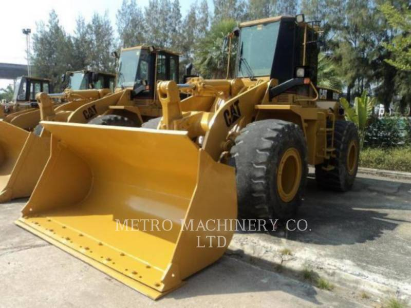 CATERPILLAR WHEEL LOADERS/INTEGRATED TOOLCARRIERS 950FII equipment  photo 1