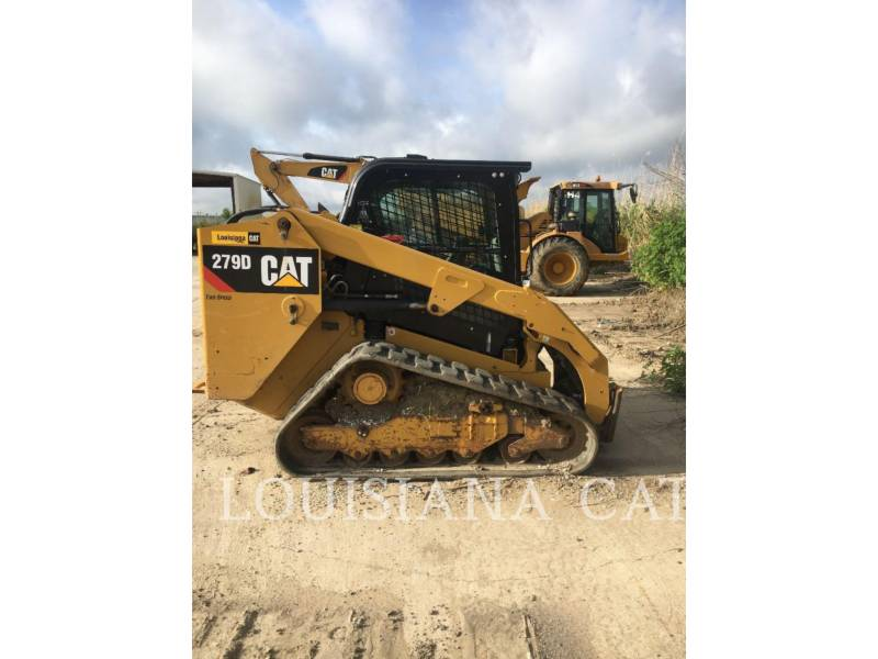 CATERPILLAR 農業用その他 279D equipment  photo 2
