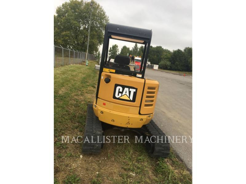 CATERPILLAR KOPARKI GĄSIENICOWE 302.7DCR equipment  photo 4