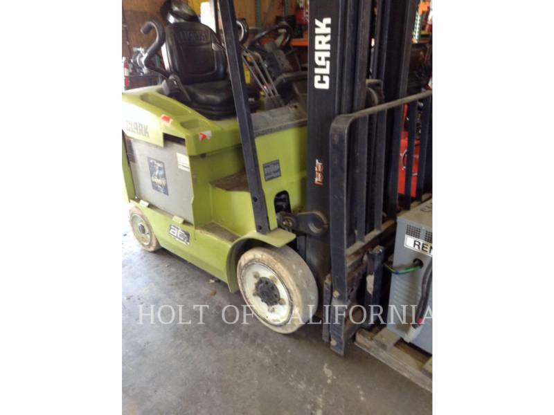CLARK FORKLIFTS ECX20 equipment  photo 2